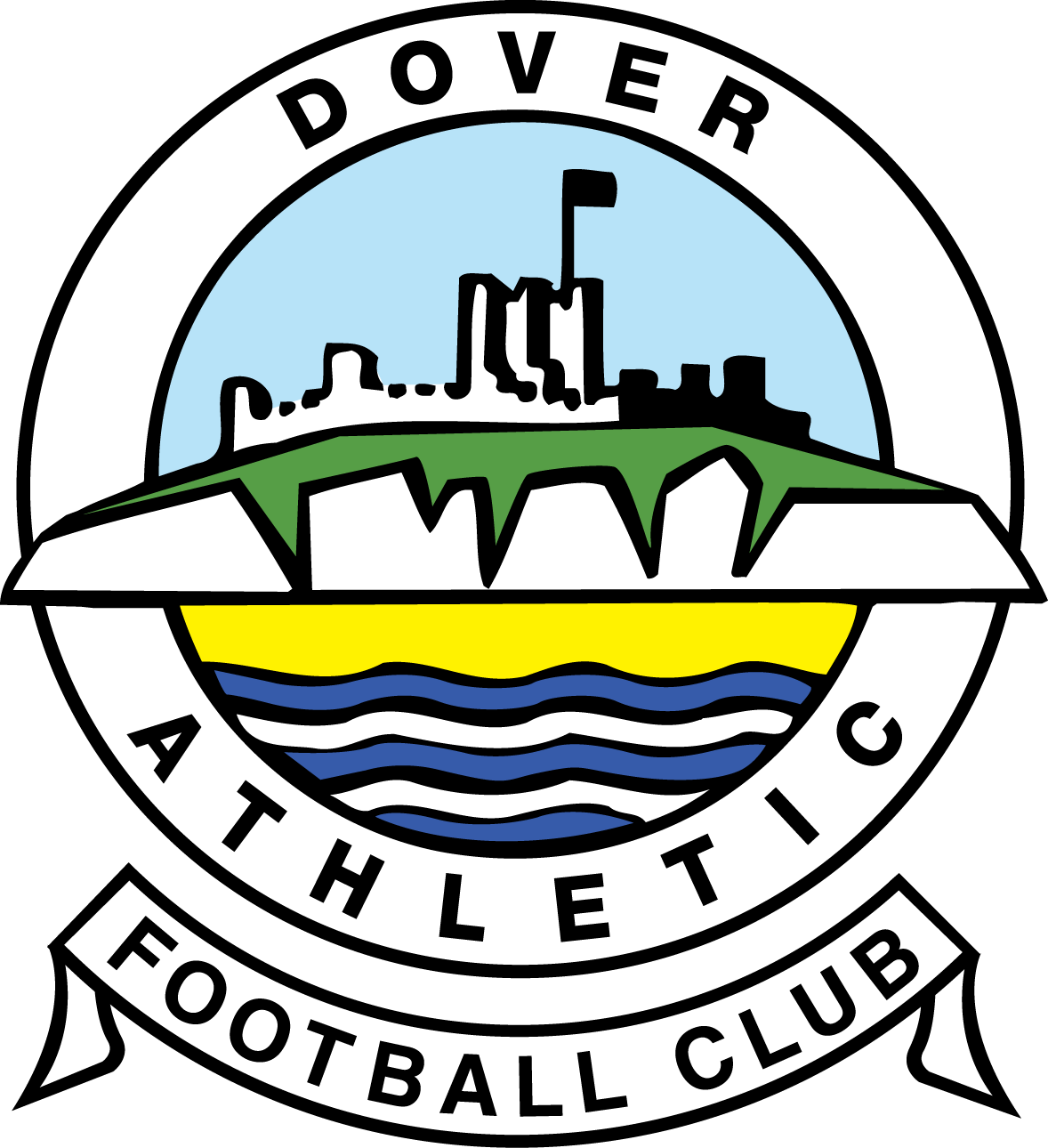 Image result for dover athletic badge