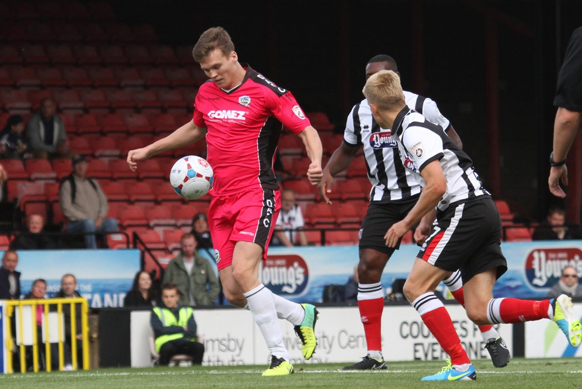 PREVIEW: GRIMSBY VS WHITES