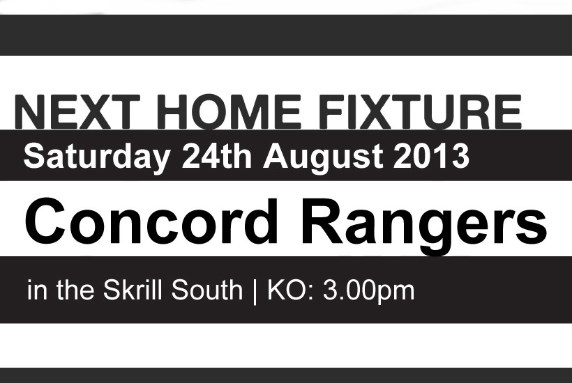 CONCORD MATCH PREVIEW