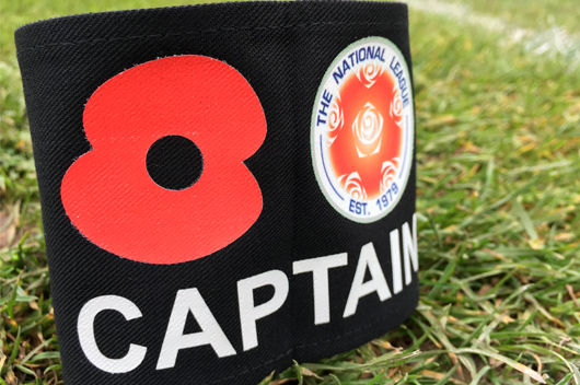 COMMEMORATIVE ARMBAND: AUCTION WINNER