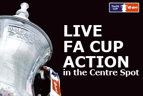 LIVE FA CUP ACTION