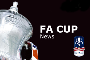 FA CUP: MORECAMBE AT HOME