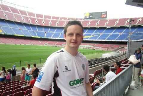 WHITES ABROAD: BARCELONA