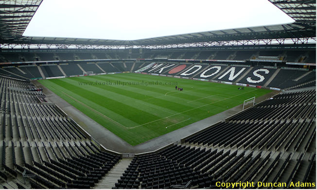 FA CUP ROUND TWO: MILTON KEYNES DONS PREVIEW