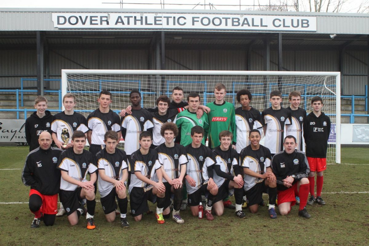 UNDER-15s CUP FINAL