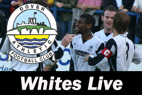 WHITES v BURGESS HILL: LIVE COVERAGE