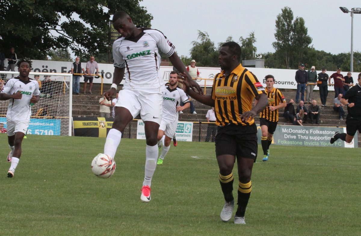 PREVIEW:  FOLKESTONE V WHITES