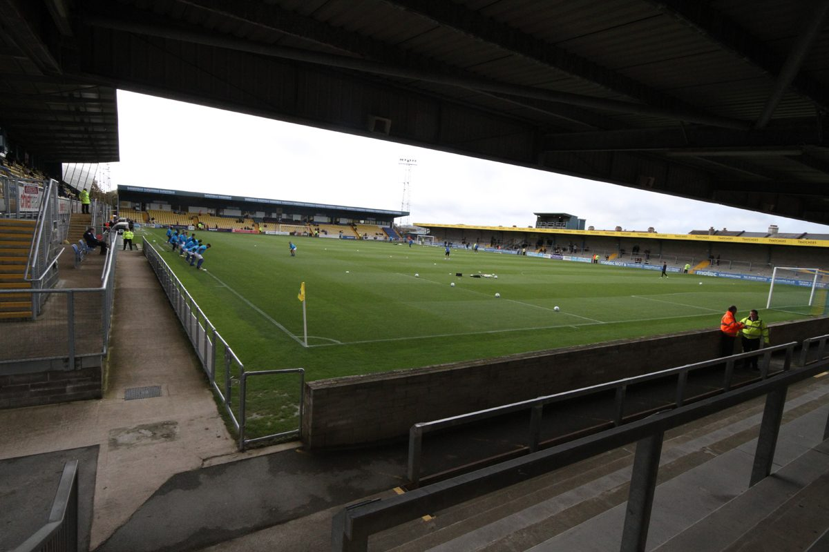 MATCH PREVIEW: TORQUAY UNITED VS DOVER ATHLETIC