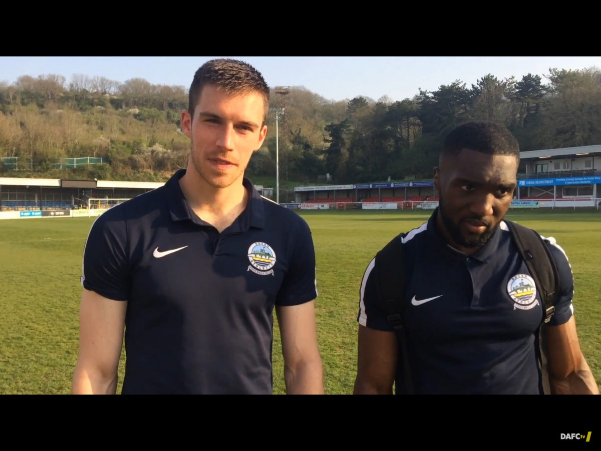 VIDEO:  PLAYER REACTION