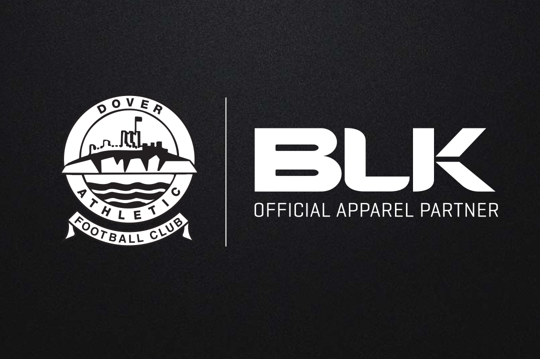 NEW KIT PARTNERSHIP ANNOUNCED – DOVER ATHLETIC FC