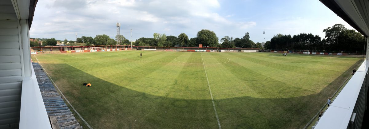 REPORT: Hythe Town 0 – 1 Dover