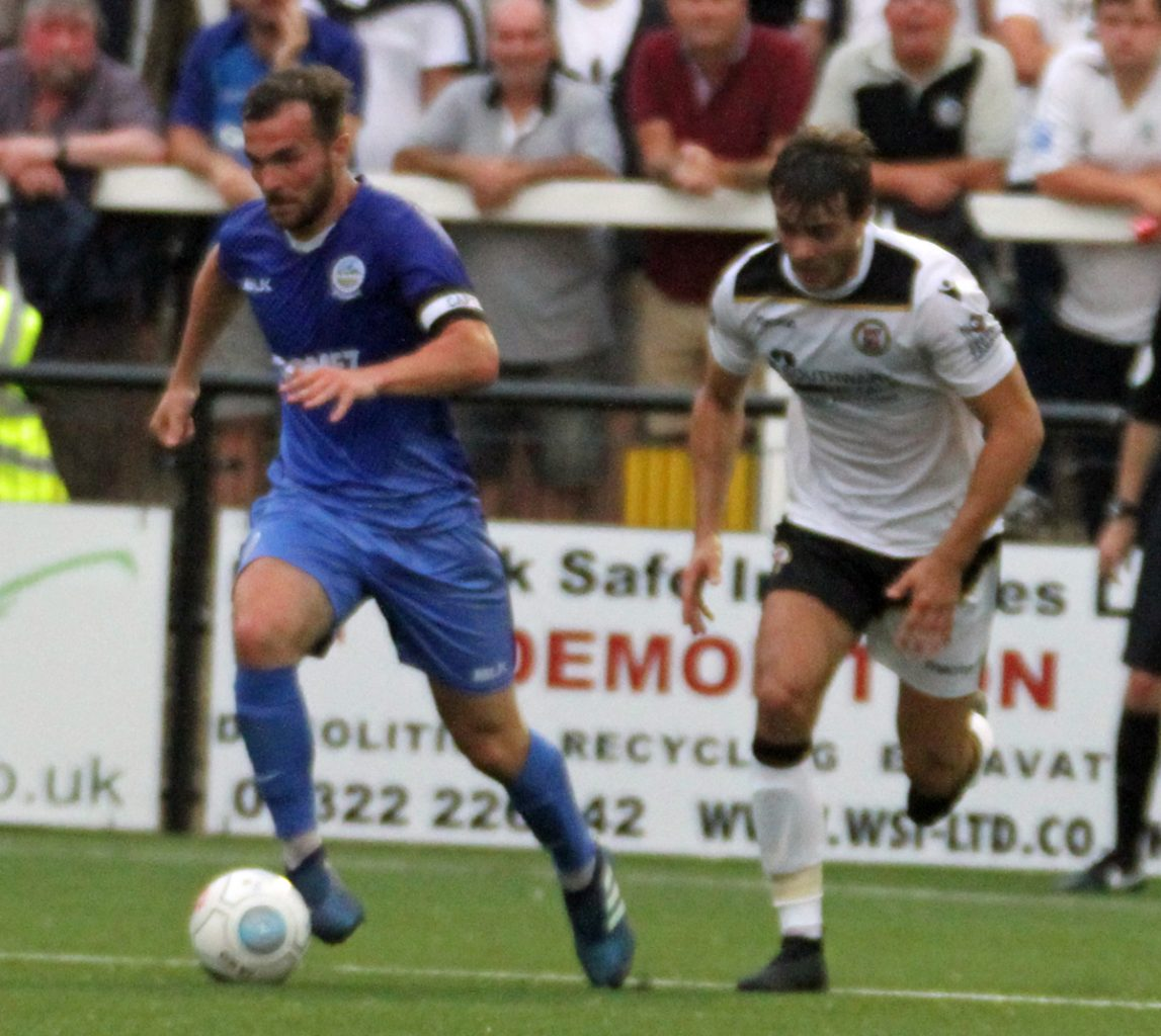 PREVIEW:  WHITES V BROMLEY
