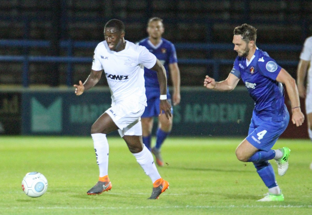 PREVIEW:  EBBSFLEET V WHITES