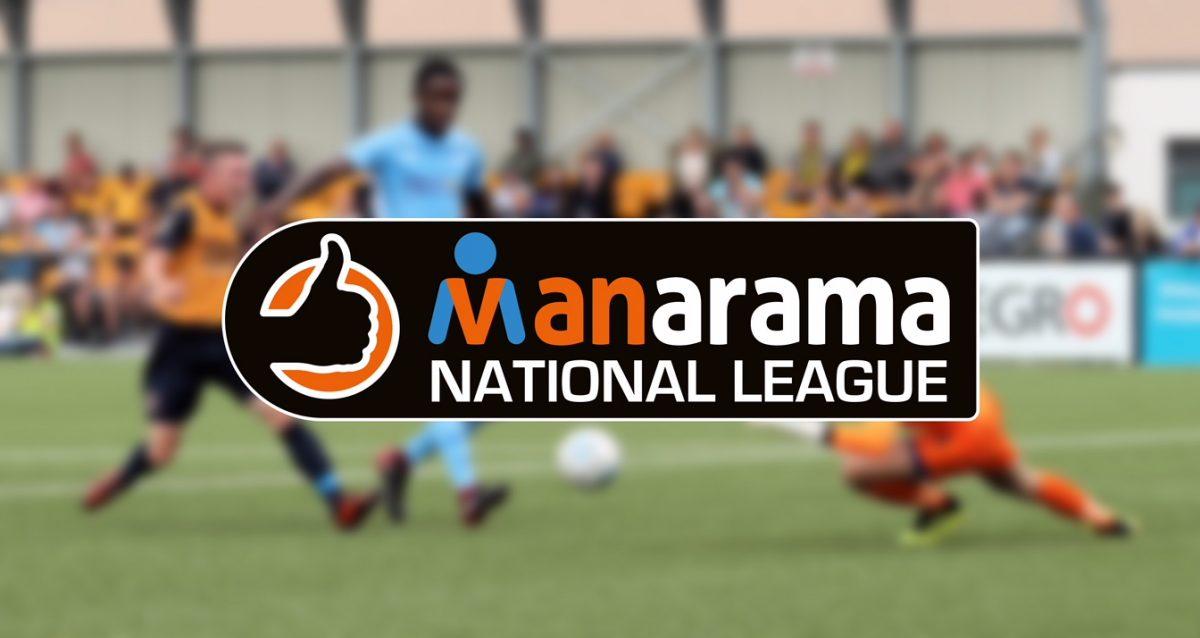 The MANarama National League ready to kick-off