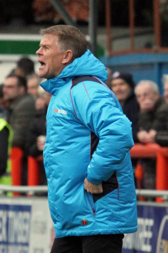 REPORT:  FC HALIFAX TOWN 1-0 WHITES
