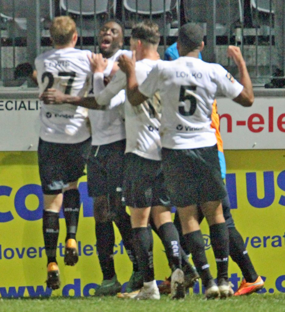 MATCH HIGHLIGHTS:  DOVER 3-1 MAIDSTONE