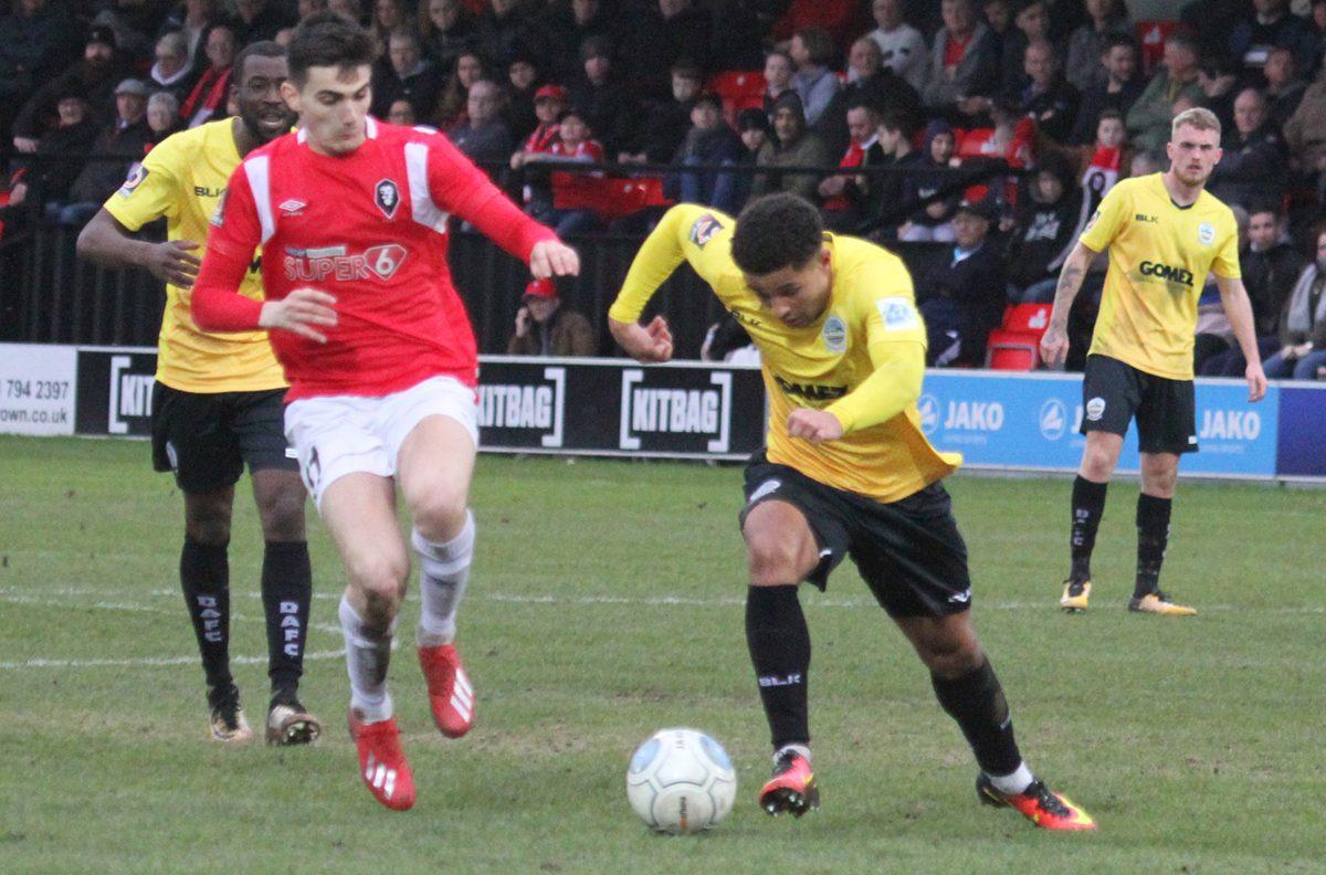 HIGHLIGHTS: Salford 1 – 3 Dover