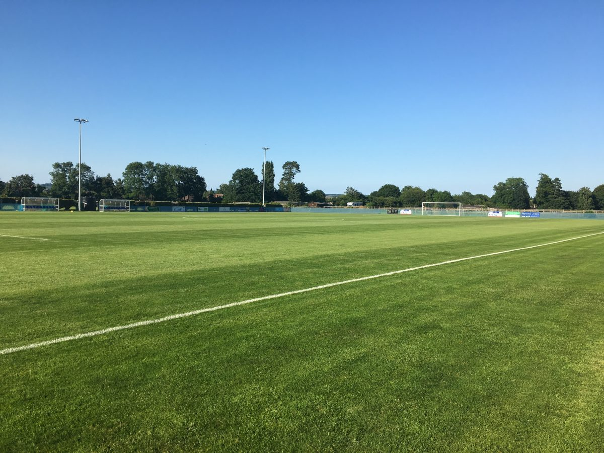 REPORT:  BEARSTED 2-3 DOVER