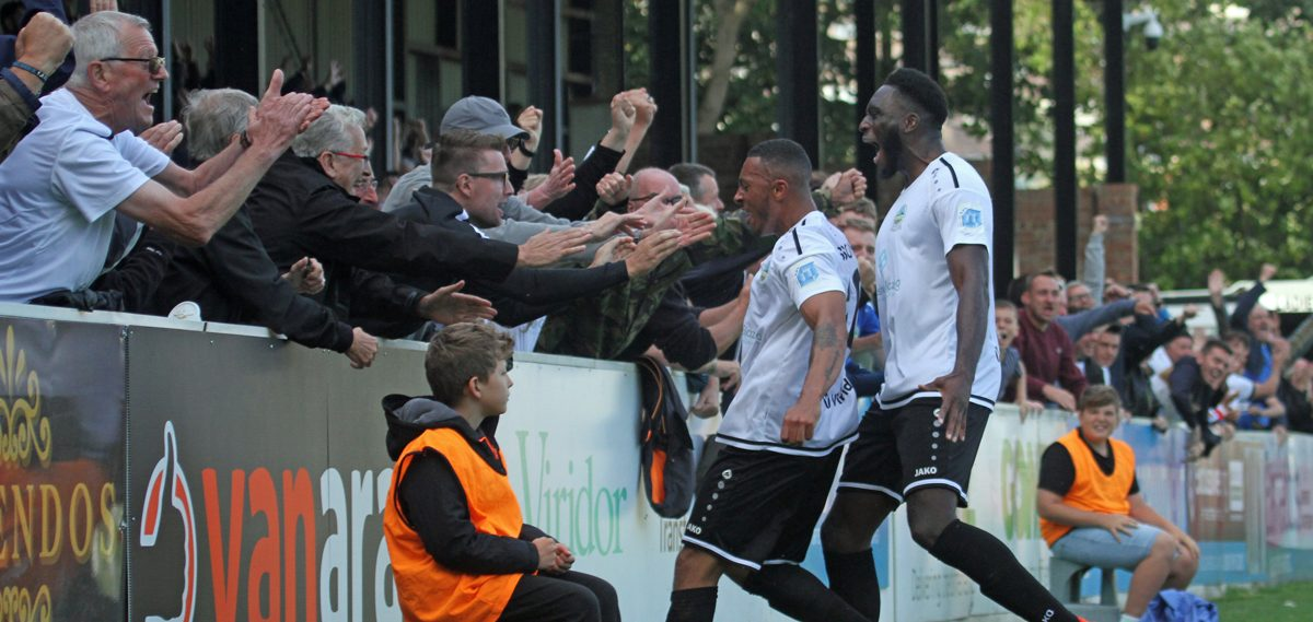 DOVER ATHLETIC FC – One Town, One Team, One Dover