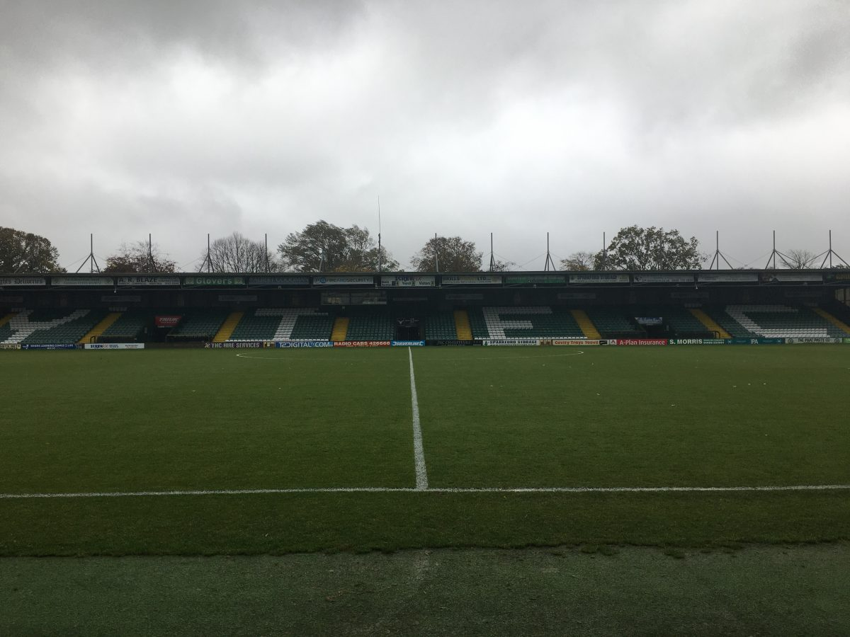 MATCH PREVIEW: YEOVIL TOWN VS DOVER