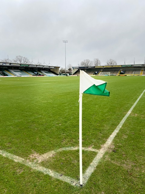 MATCH REPORT: YEOVIL TOWN 3 – 1 DOVER