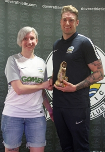 2017-18 DAFC Season Awards 10 RB Golden Boot