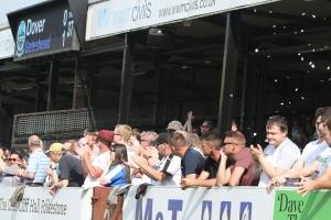 2018-04-21 GatesheadH 13 crowd clbrtn