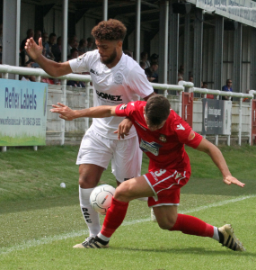 2018-08-04 WrexhamH 08 Passley