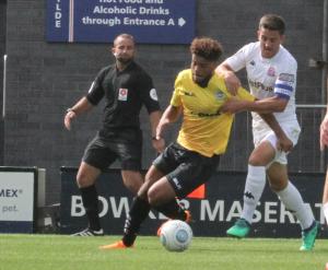 2018-08-18 AFCFyldeA 09 Passley
