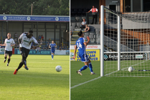 2019-07-23 GillinghamH 05 Effiong goal