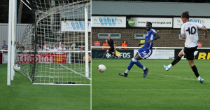 2019-07-23 GillinghamH 29 Pavey goal