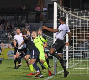 2019-07-29 MillwallH 27 goalmouth