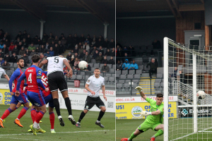 2020-01-25 AldershotH 06 Lokko goal