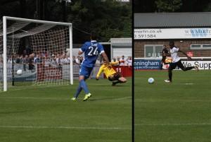 2016-08-13 NorthFerribyH 07 Emmanuel goal