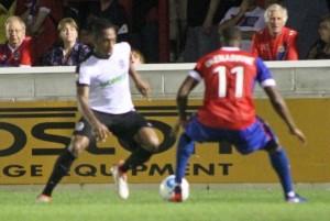 Dagenham & Redbridge v DAFC 13/09/2016