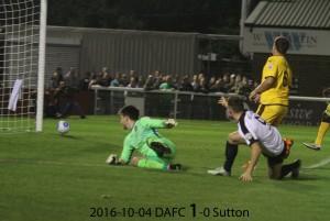 2016-10-04 DAFC 1-0 Sutton