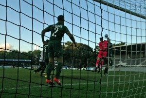 DAFC v Tranmere Rovers 29/10/2016
