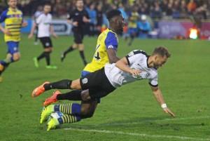 Solihull Moors v DAFC 12/11/2016