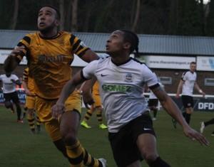 DAFC v Maidstone United 26/12/2016