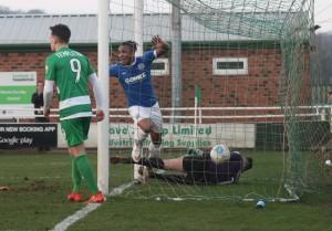 North Ferriby United v DAFC 18/02/17
