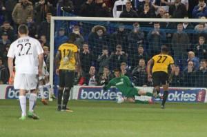 Tranmere Rovers v DAFC 29/03/17
