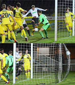 2017-10-24 WokingH 06 Bird goal