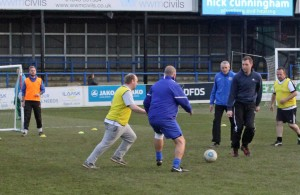 2017-11-25 Community Day 09 Walking football
