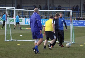 2017-11-25 Community Day 11 Walking football