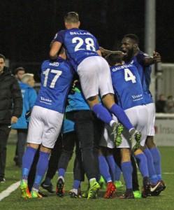Maidstone United v DAFC 01/01/2018