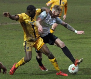 DAFC v Sutton United 10/02/2018