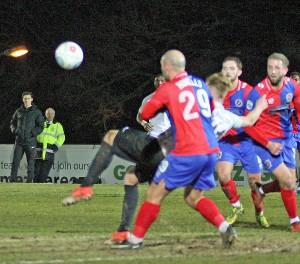 2018-02-20 DagenhamH 15 Pinnock goal