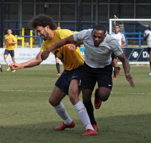DAFC v Torquay United 07/04/18