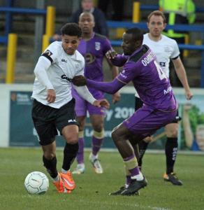 DAFC v Maidenhead United 03/11/18