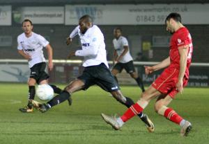 DAFC v Hartlepool United 24/11/18